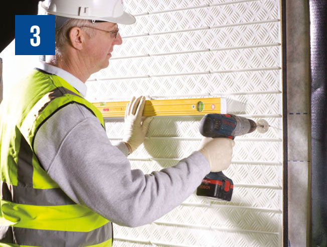 Attach backerboard to the substrate-Brick cladding systems-from Forterra Building Products