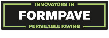 Formpave colour logo from Forterra building products