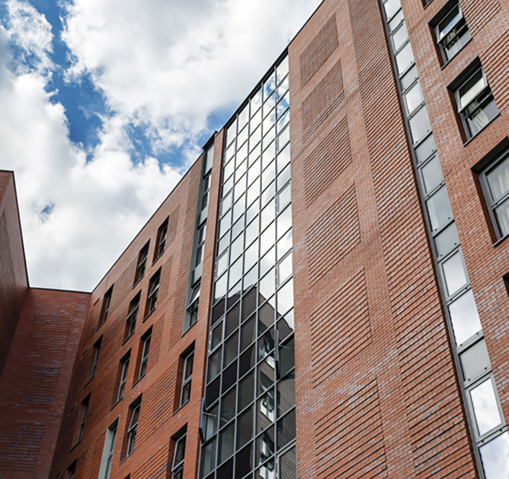 Design advantages - brick slips - from Forterra Building Products